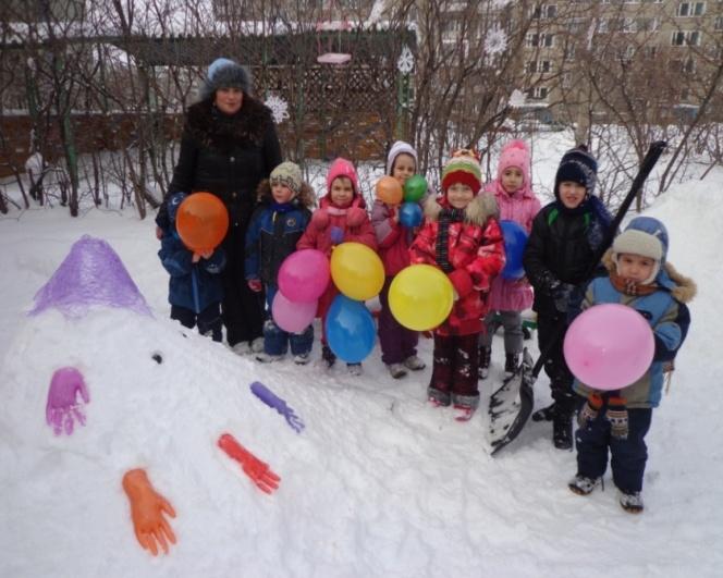 Снежные приключени10