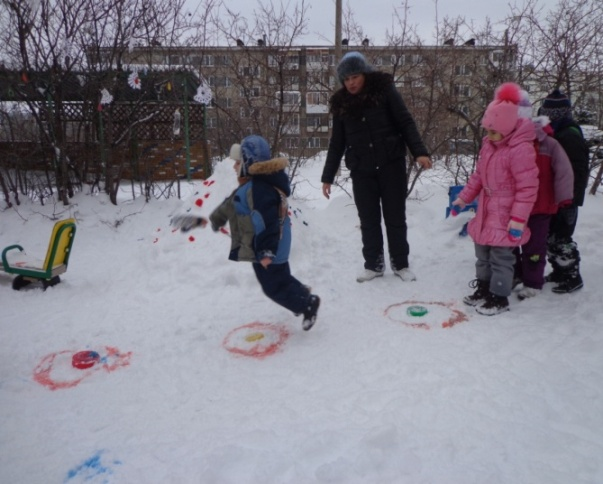 Снежные приключени3