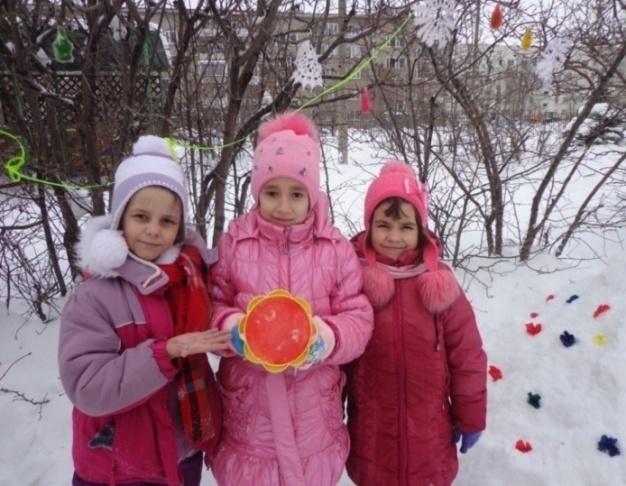 Снежные приключени4