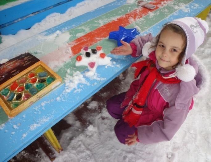 Снежные приключени5
