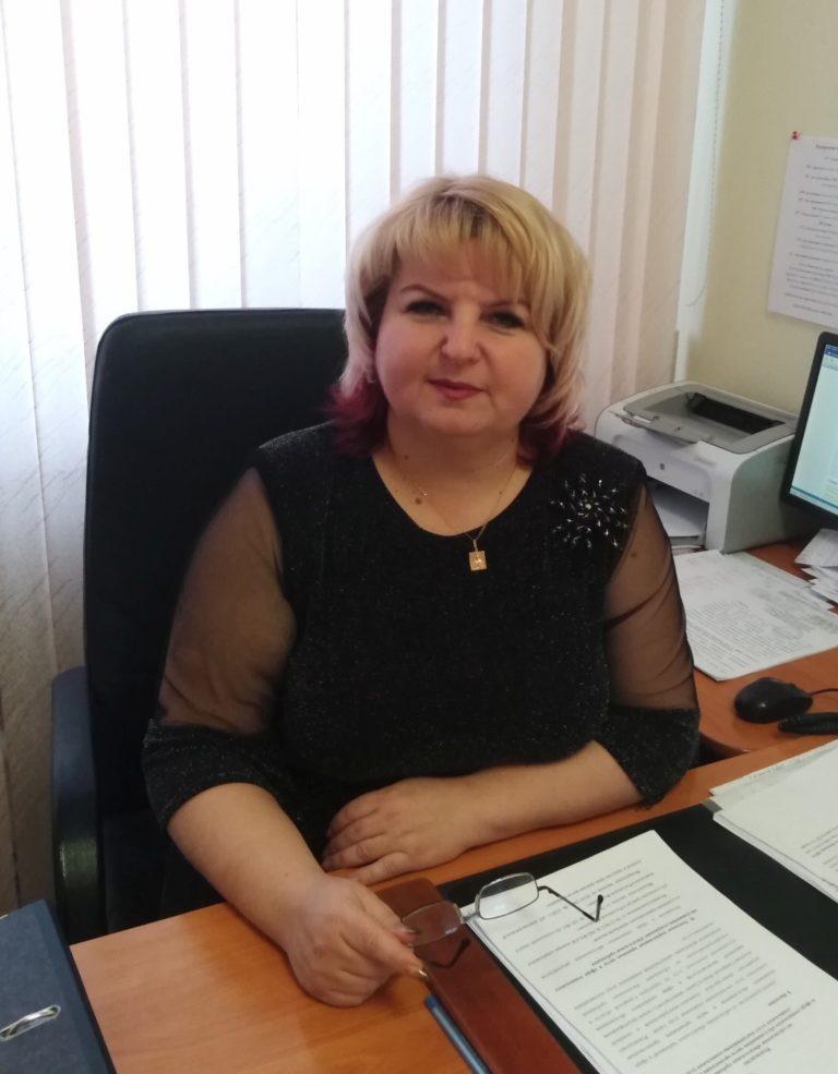 Ткаченко Оксана Владимировна