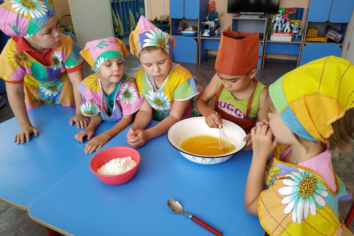 Кулинарный мастер — класс «Вафельные трубочки»