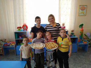 """Кулинарный мастер - класс """"Вафельные трубочки"""""""