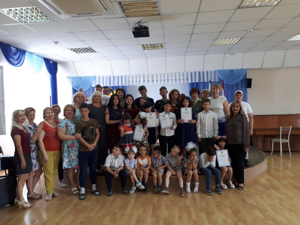 Мероприятие в ГКУ СО «Тольяттинский СРЦН «Гармония», посвященное окончанию учебного года «Ура! Каникулы!»