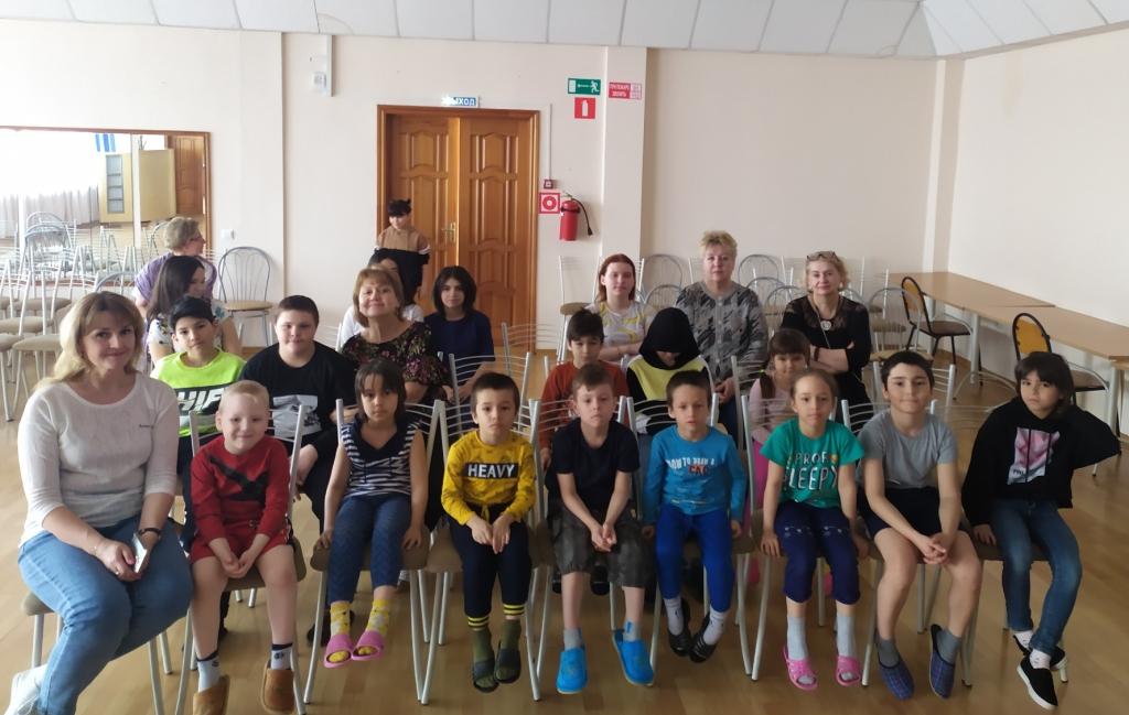 Театральная деятельность с воспитанниками как средство комплексной реабилитации