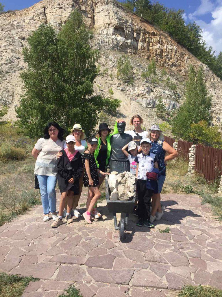 Экскурсия по заповедным маршрутам