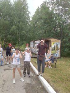 Экскурсия в Жигулевский заповедник и «Городок барсуков»