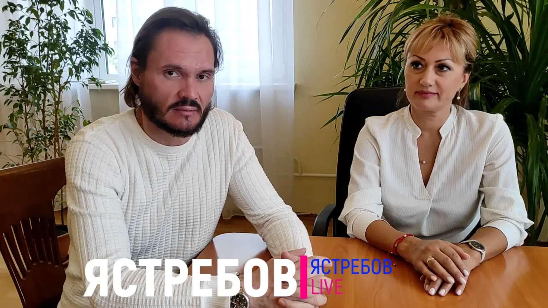 """Интервью """"День рождения """"Гармонии"""""""